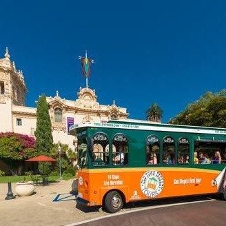 圣地亚哥城区3日随上随下复古巴士