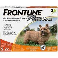 Frontline Plus 狗狗体外驱虫药