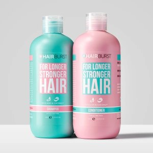 洗发水+护发素套装