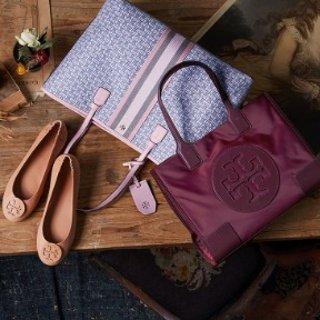 $75.99起 收新款Mini Miller 凉鞋Rue La La 精选Tory Burch 美包美鞋热卖