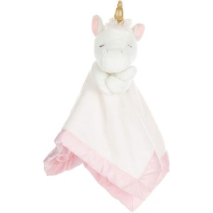 $20.34(原价$27.11)Carter's 萌宠独角兽安抚巾 给宝宝zui棒的安全感