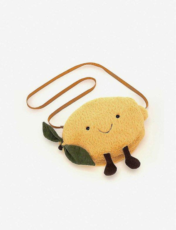 柠檬斜挎包