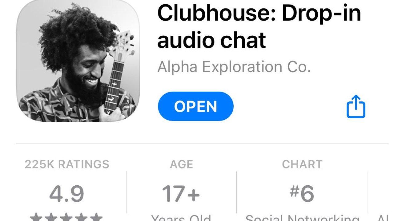 5分钟教会你如何使用刷爆朋友圈的社交软件clubhouse(马斯克的嘴:骗人的鬼)