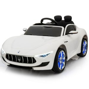 8折 $173坐拥玛莎拉蒂Myer 豪华精致小孩版汽车、摩托车等热卖