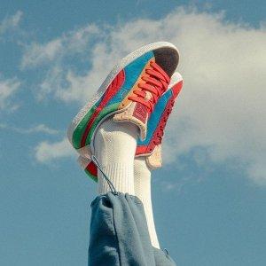 低至4折 经典麂皮板鞋$30起PUMA 运动潮品清仓 Cali多系列$60起 斑马纹、蛇纹都有