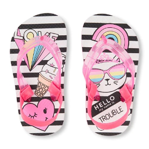 Under $2 + Free ShippingKids Flip Flops Clearance @ Children's Place
