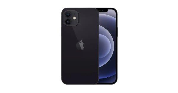 iPhone 12 (128GB, Black) | iPhones |