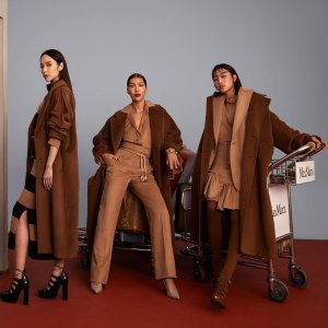 低至3.5折 高领羊绒毛衣$320最后一波:Max Mara专场 收风衣、经典大衣、质感西装$398