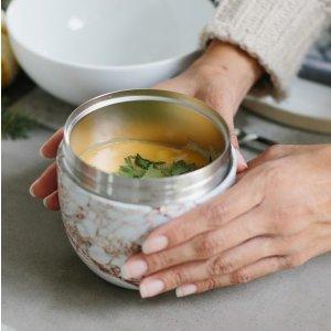 swellCalacatta Gold Eats | S'well® Bottle Official | Reusable Food Bowls