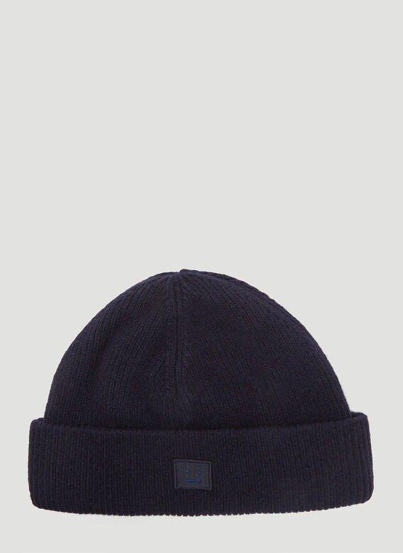 笑脸针织帽