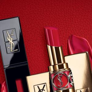 一律8.5折+叠加品牌礼包 $13.6收倾慕唇膏Lord + Taylor 口红日促销 Dior、YSL、雅诗兰黛都参加