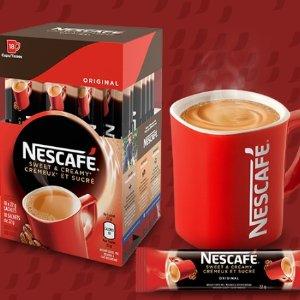 $29.82起  每包$0.28Nescafé 雀巢速溶咖啡随行装108袋  3种口味可选
