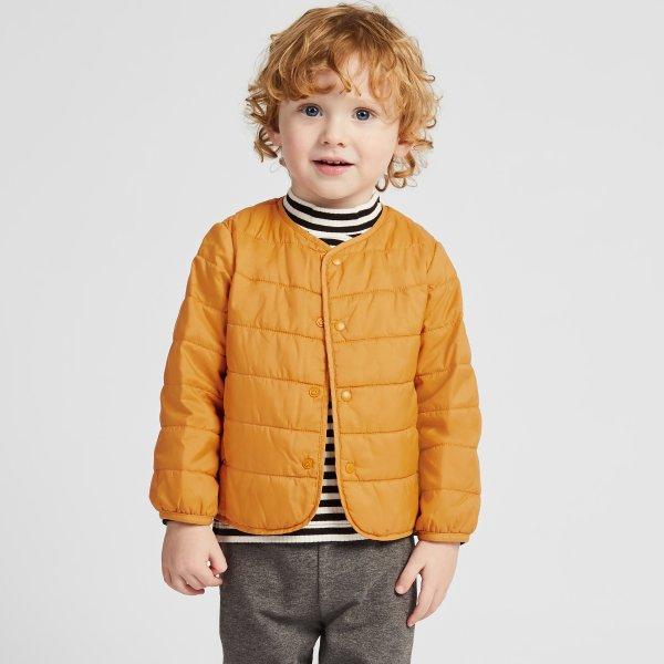 婴儿、小童保暖服,多色选