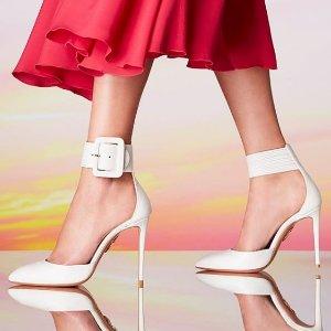 3折 JC Love100高跟鞋$303限今天:Bloomingdales 大牌美鞋清仓 bally乐福鞋$301 花瓣鞋$248