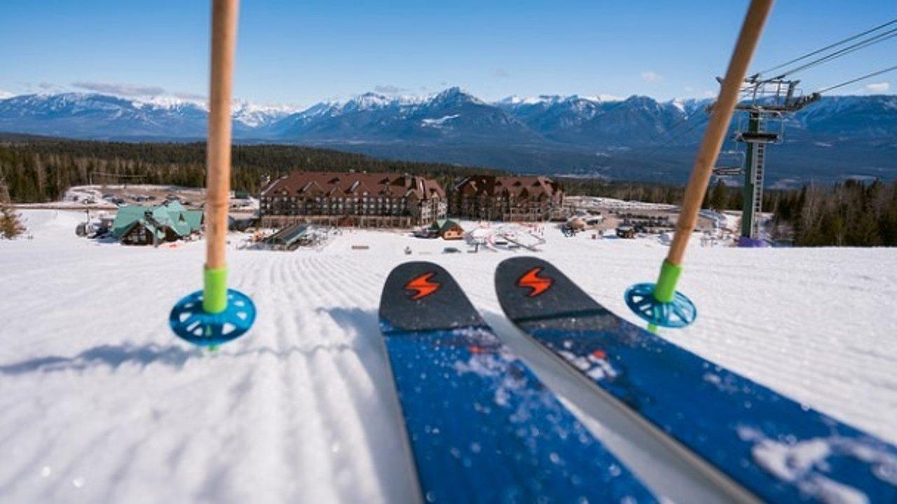 冬天怎么浪 | 请你揣好这份加拿大滑雪指南