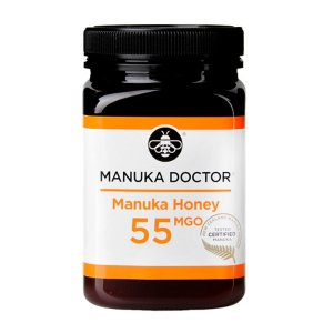 Manuka Doctor独家额外85折!MGO 55蜂蜜 500g