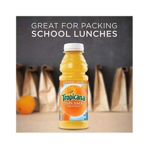 Tropicana100% 橙汁 10 oz 24 瓶