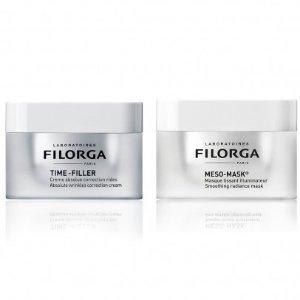 Filorga2件正装!超值!十全大补面膜+逆时空面霜