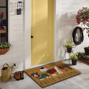 Mohawk Home Feliz Navidog Doormat