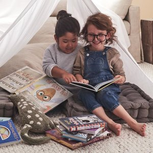 低至5折 任意三本童书仅$20Indigo 童书绘本热卖 $10收识字书 $12收彼得潘 $14收冰雪奇缘