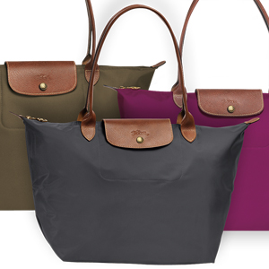 Save 20% to 25% on All Longchamp!Shop Hot Deals Now! @ Sands Point Shop