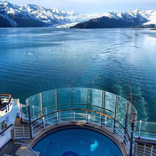 As low as $604Alaska 9-Day Cruise From Seattle