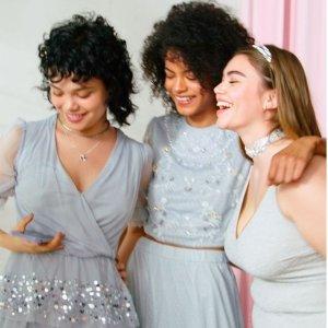 低至4折 $17收牛仔短裤H&M 蓝色专场 解锁2020最火颜色 超多美裙美衣 配小仙女正合适