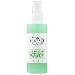 Facial Spray with Aloe, Cucumber and Green Tea Mini - Mario Badescu | Sephora