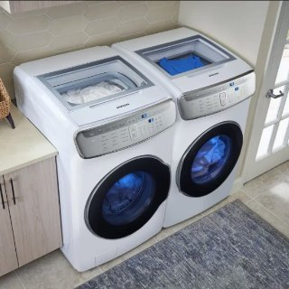 Save up to 40%select Samsung washers and dryers @ Best Buy