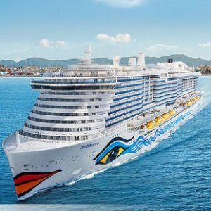 吃住全包AIDA 游轮南欧10天豪华之旅 只要€1149