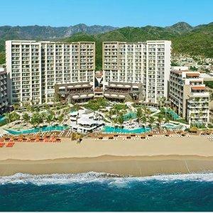 $179起 海景套房+餐饮娱乐等墨西哥巴亚尔塔港 Secrets Vallarta Bay 5星级全包度假村