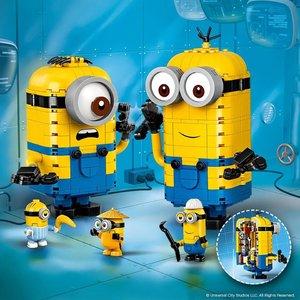Lego小黄人和他们的营地 75551 | 小黄人系列