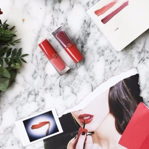 Dealmoon Exclusive Early Access! 15% off With Any Lip Products Purchase @ Giorgio Armani Beauty