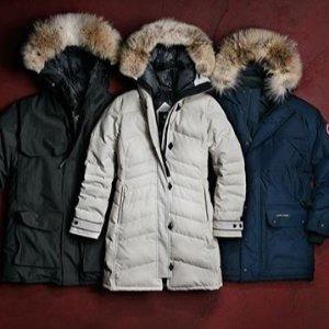 低至3折 £315起收加拿大鹅Flannels 大牌羽绒服宝藏折扣区 加鹅黑标、Woolrich都有