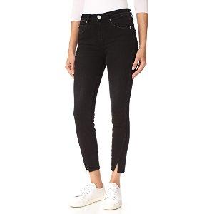 AMO High Rise Twist Jeans | SHOPBOP