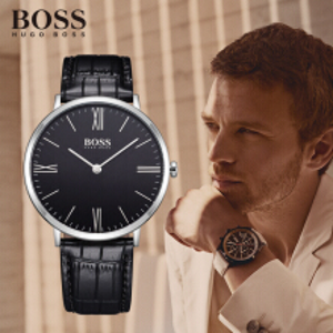 低至4.5折HUGO BOSS 精选男士手表热卖