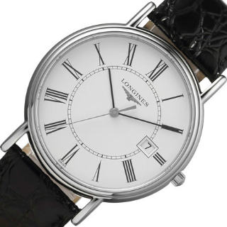 Extra $20 OffDealmoon Exclusive: LONGINES Presence White Dial Men's Watch L48194112