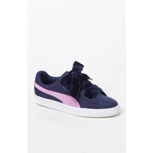 PumaBasket Heart 女鞋