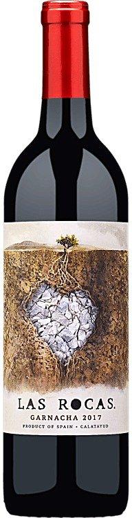 2017 Las Rocas Garnacha 黑莓+黑樱桃口味红葡萄酒
