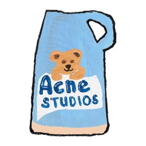 3折起 £65就收T恤Acne Studios 春季经典品大促!超多T恤、囧脸卫衣超低价