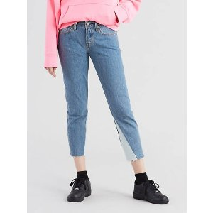 Levi's501® Cropped Taper Women's Jeans