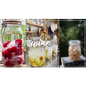 万物皆可泡  桃子、荔枝和樱桃学会这个万能泡酒公式,解锁自酿水果泡酒大法!