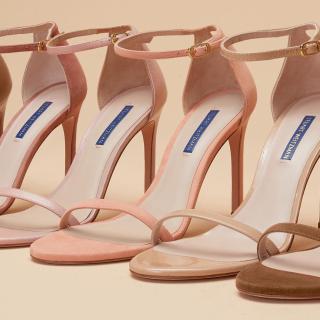 低至4.5折 一字带高跟$238Stuart Weitzman 精选美鞋热卖