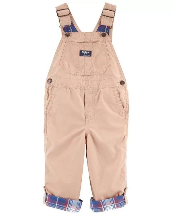 男小童背带裤