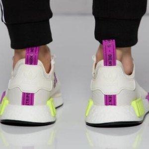 $55.99包邮adidas Originals NMD R1男款潮鞋 轻快好穿高颜值