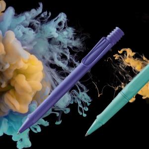 candy系列仅€8.85别光看钢笔啦 Lamy 凌美圆珠笔 使用舒适 可换替芯