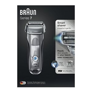 Braun Series 7 Wet & Dry Electric Foil Shaver @Google Express
