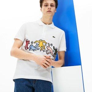 Keith Haring Polo衫