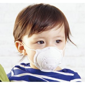 $3.1 / RMB20.3 直邮中美Pigeon 贝亲 宝宝 防雾霾 粉尘 抗寒 口罩 3枚入 特价