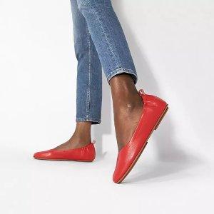 FitFlop舒适芭蕾鞋
